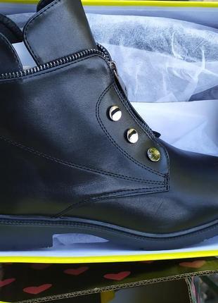 Скидка! демисезонные ботинки большие размеры6 фото