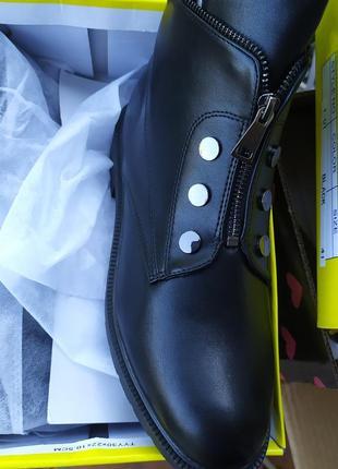 Скидка! демисезонные ботинки большие размеры7 фото