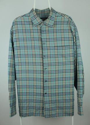 Стильная оригинальная рубашка burberry london vintage shirt