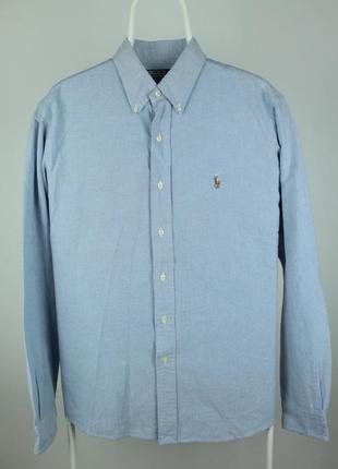 Стильная оригинальная рубашка polo ralph lauren