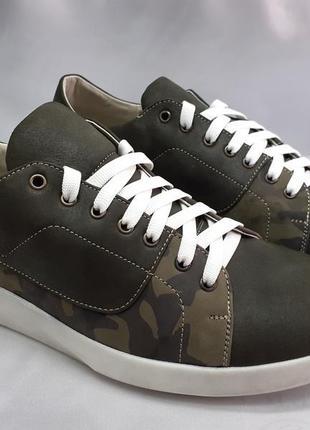 Стильные кроссовки,кеды в стиле милитари madoks 42,43,44,45р.