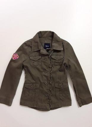 Фирменный пиджачок ветровка 4-5 лет