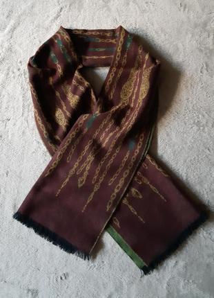 Casino gallery мужской шерстяной шарф