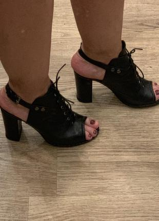 Molly bessa туфли кожаные женские