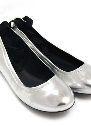 Женские балетки miss selfridge 6855 / размер: 40