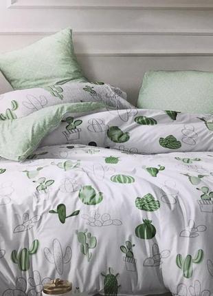 Качественные комплекты постельного белья из ранфорса от полуторки до семейного