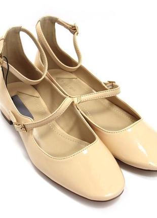 Женские балетки parfois 6900 / размер: 38