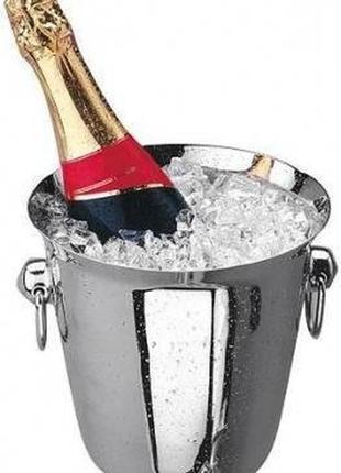 Большое ведро для вина,шампанского, льда от vinzer.швейцария