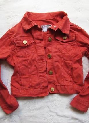Zara джинсовая куртка,котонка,пиджак