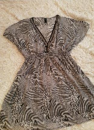 Платье нежной