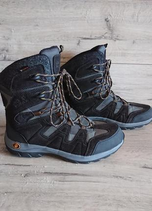 Зимние ботинки jack wolfskin 42.5 р