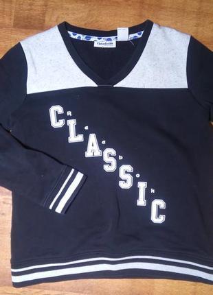 Кофта толстовка reebok classic (размер s)