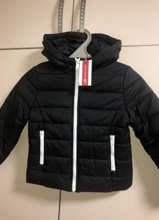 Демисезонная куртка на девочку 6 лет