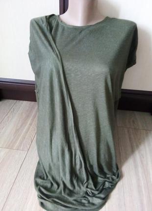 Блуза топ бохо с запахом