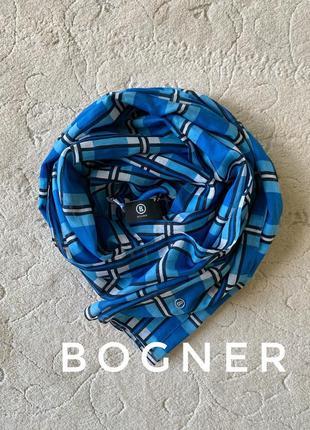 Большой шарф bogner
