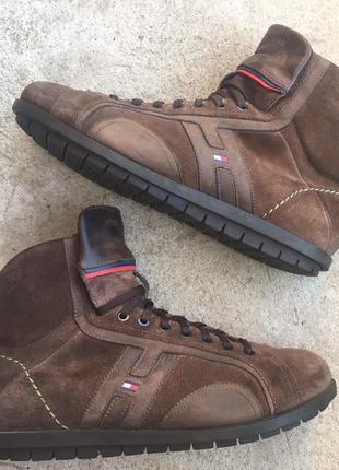 Ботинки осенние tommy hilfiger