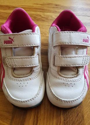 Оригинальные кросовки puma для девочки