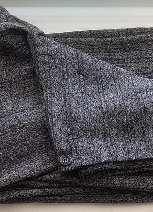 Широкие брюки в полоску (клеш, палаццо, кюлоты) uen shadi
