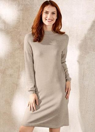 Esmara heidi klum  вискозное платье рs(36/38), см замеры