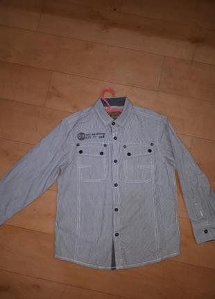 Стильная рубашка next 128