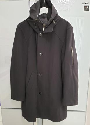 Шерстяное пальто р-р л-хл германия