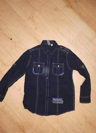 Рубашка urban 9-10