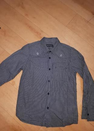 Рубашка rebel 9-10