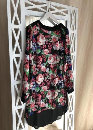 Блуза-платье asos