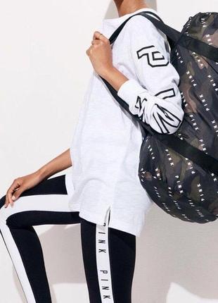 Удобная универсальная спортивная сумка от victoria's secret