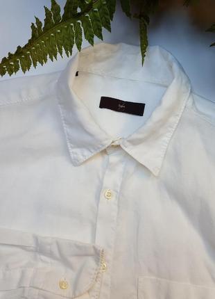 Сорочка з льону z zegna