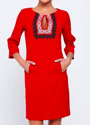 Нове платтячко вишиванка