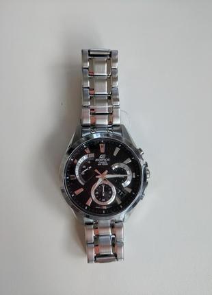 Мужские часы casio edifice model efv-580d-1avudf