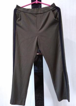 Стильные брюки zara p sx-s