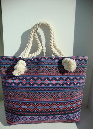 Фірмова німецька пляжна сумка graceland