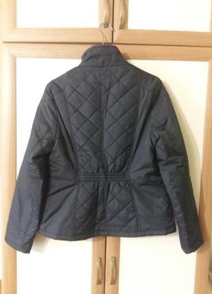 Стеганная куртка ветровка next размер 14{42}