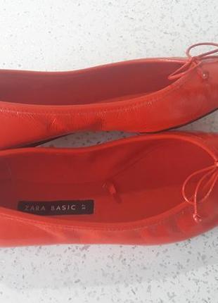 Фірмові туфлі zara