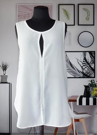 Блуза шифоновая с запахом на спинке chao xiu