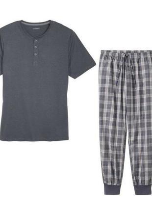 Пижама, домашний комплект livergy германия р. xl 56-58