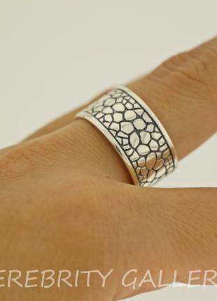 Кольцо серебро 925 размер 20. br 2100579 20 10% скидка - подписчикам!4 фото