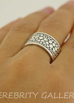 Кольцо серебро 925 размер 20. br 2100579 20 10% скидка - подписчикам!2 фото