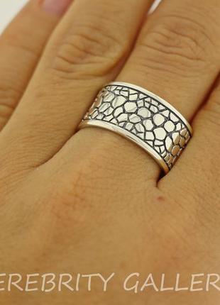 Кольцо серебро 925 размер 20. br 2100579 20 10% скидка - подписчикам!1 фото