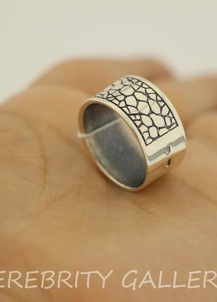 Кольцо серебро 925 размер 20. br 2100579 20 10% скидка - подписчикам!3 фото