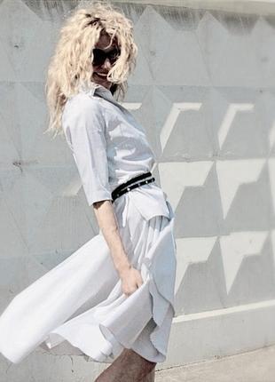 Комплект: юбка и блуза gia sas в стиле cos 34-36/xs-s