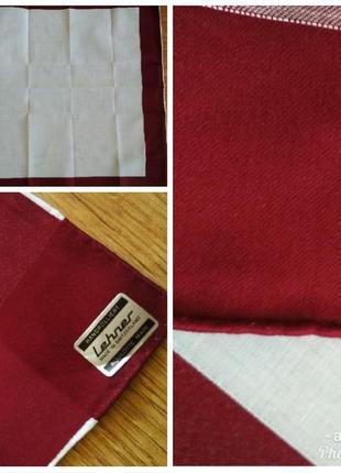 Lehner платок носовой, аксессуар для пиджака,шов роуль