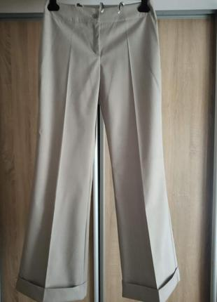 Шикарные стильные брюки- клеш от белорусской тм лента