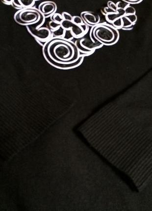 Очень красивый свитерок, размер xxl4 фото