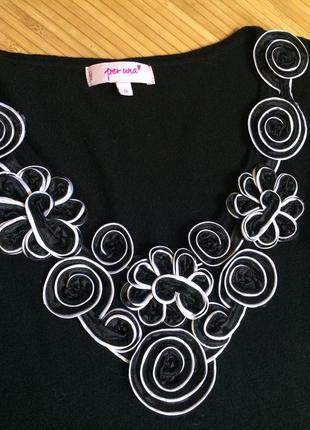 Очень красивый свитерок, размер xxl6 фото