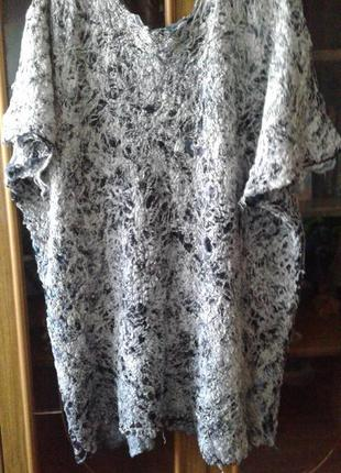 Валяная туника платье ручная работа2 фото