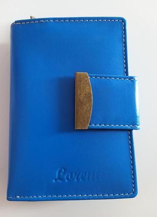 Женский кожаный кошелек lorenti rd-04-bal