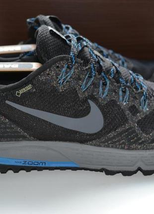 Nike zoom gore-tex 45.5р кроссовки треккинговые. оригинал